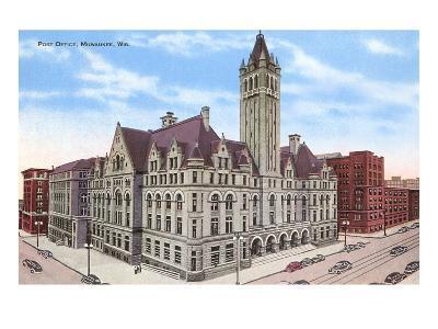 Post Office, Milwaukee, Wisconsin