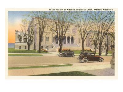 University Union, Madison, Wisconsin