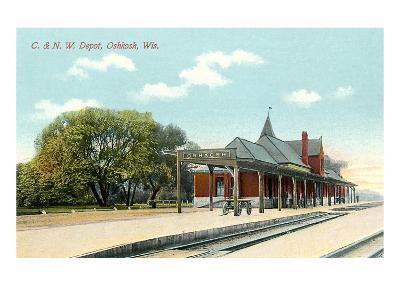 Train Station, Oshkosh, Wisconsin