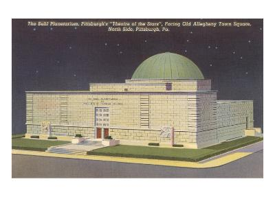 Buhl Planetarium, Pittsburgh, Pennsylvania
