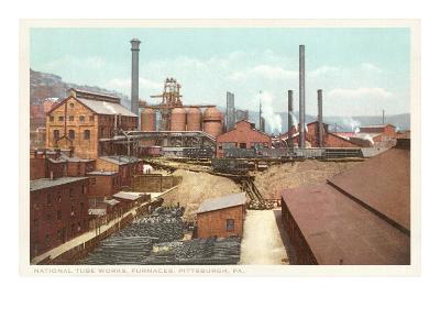 Steel Works, Pittsburgh, Pennsylvania