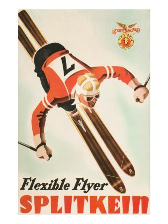 Flexible Flyer Splitkein