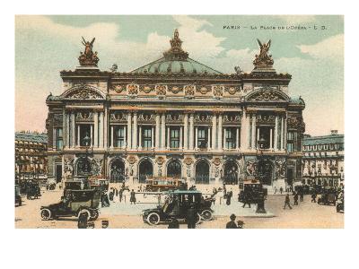 Opera House, Paris, France