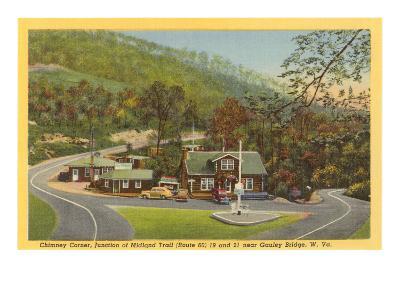 Chimney Corner, West Virginia