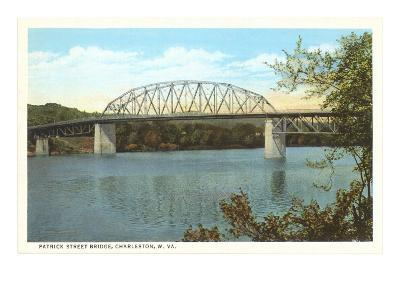 Patrick Street Bridge, Charleston, West Virginia