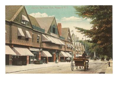 Casino, Bellevue Avenue, Newport, Rhode Island