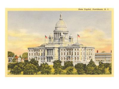 State Capitol, Providence, Rhode Island
