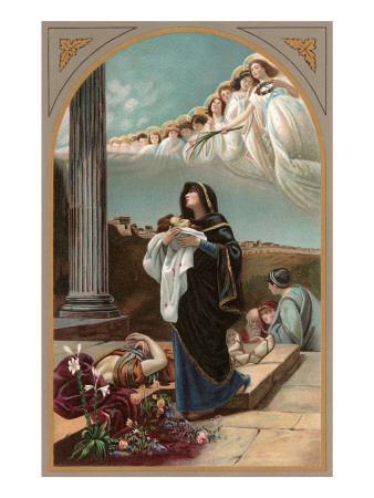 Martyrdom of St. Alexander by Loverini, Rome