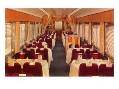 Train's Dining Car