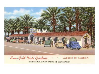Date Gardens, Indio, California