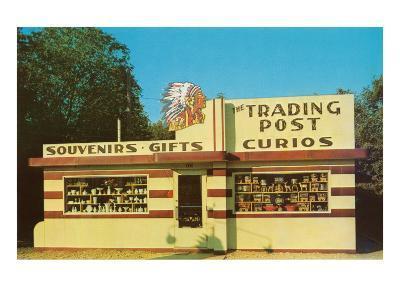 Trading Post Curio Shop