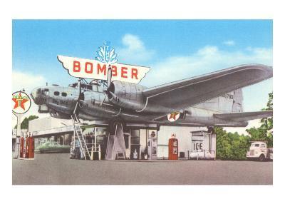 Bomber Gas Station