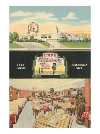 El Charrito Cafe, Oklahoma City, Oklahoma