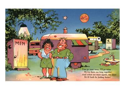 Trailer Park Cartoon