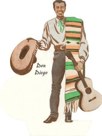 Don Diego, Symbol of San Diego Fair