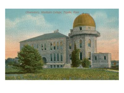 Washburn College Observatory, Topeka, Kansas