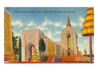 San Francisco World's Fair, Temple Compound