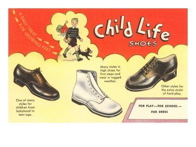 Child Life Shoes