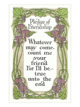 Pledge of Friendship