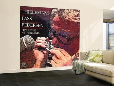 Toots Thielemans, Joe Pass, Niels-Henning Orsted Pedersen - Live in the Netherlands