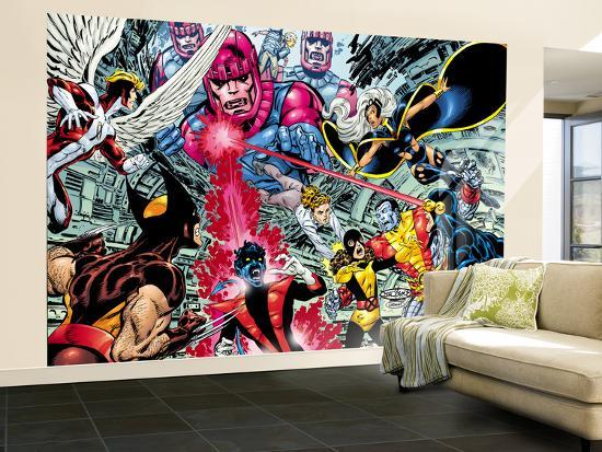 Resultado de imagen para mural x-men day