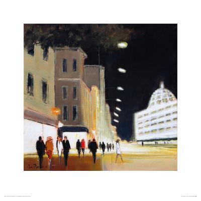 Late Shoppers - Harrods
