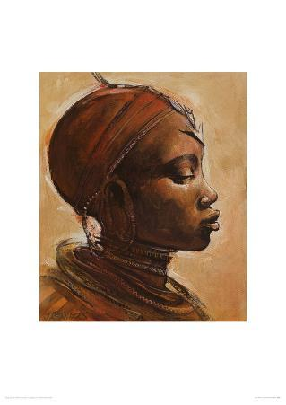 Masai Woman I