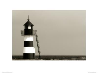 The Lighthouse, Oddesund, Jylland, Denmark