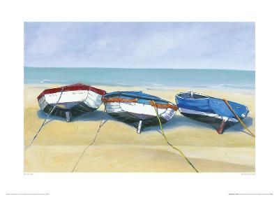 Beach Boats, St Ives