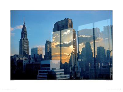 Skyline, New York, 1957