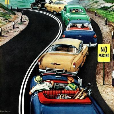 """No Passing"", October 9, 1954"