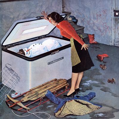"""Frosty in the Freezer"", February 21, 1959"