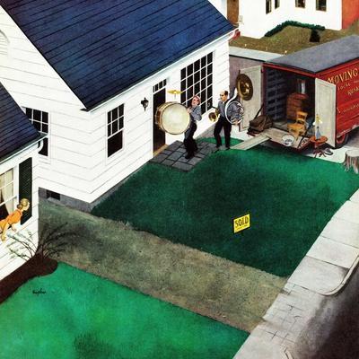 """""""The Tuba Next Door"""", September 27, 1952"""