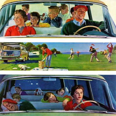 """""""Before, During & After Picnic"""", September 5, 1959"""