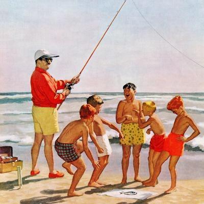"""Big Pole Little Fish"", September 1, 1956"