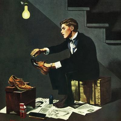 """Brown Shoes to Black"", November 4, 1950"