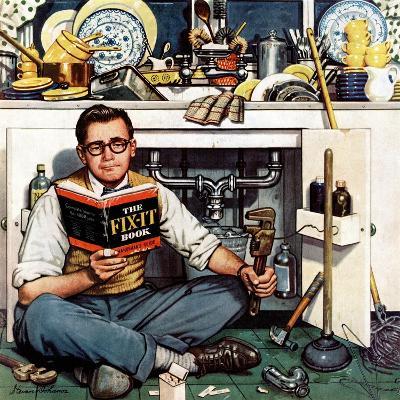 """""""Mr. Fix-It"""", January 14, 1956"""