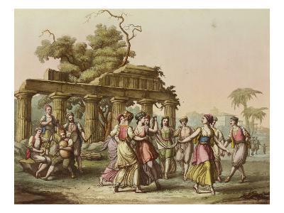 The Dances of Greece; Le Danze Dei Greci