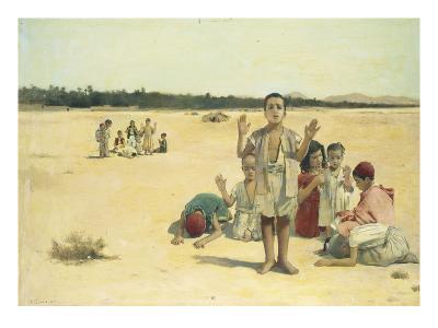 Prayertime in the Desert