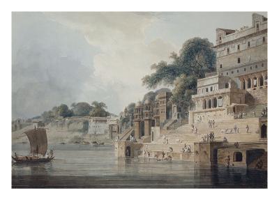 Dasasvamedha Ghat, Benares (Varanasi), Uttar Pradesh