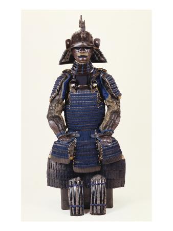 A Suit of Samurai Armour