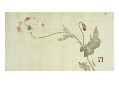 Poppy from Primrose, Mount Fuji, Bamboo and Toy Bird, Kanzan and Jittoku, Cuckoo under the Moon,…