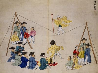 Acrobats on a Tightrope