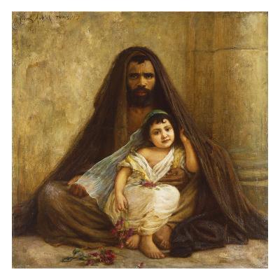 The Beggar; Le Mendiant