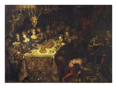 Belshazar's Feast