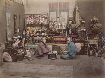 Japan, Shopkeepers