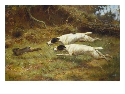 Terriers on a Hare