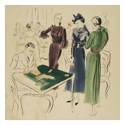 Vogue - October 1933