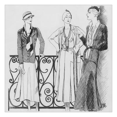 Vogue - February 1932
