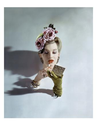 Vogue - March 1943 - Touch-up